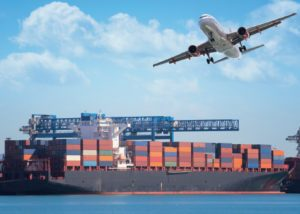 import export de marchandises